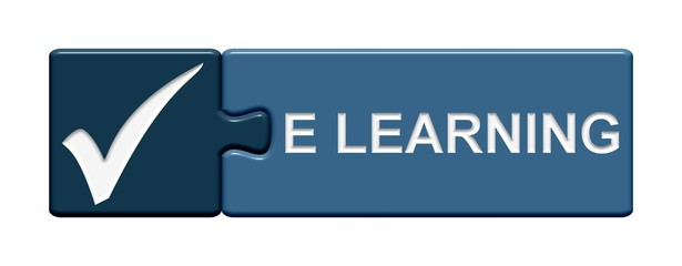 Puzzle Button: E Learning