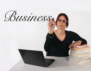 femme active, affaires