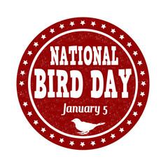 National bird day stamp