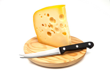 queso agujeros
