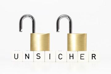 Unsicherheit