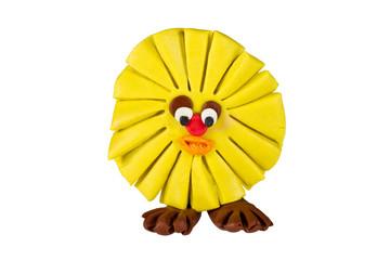 Sun of plasticine