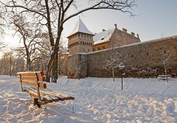 Winter in Sibiu