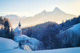 Fototapety Berchtesgadener Land - Maria Gern