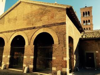 Roma, basilica di Santa Prassede