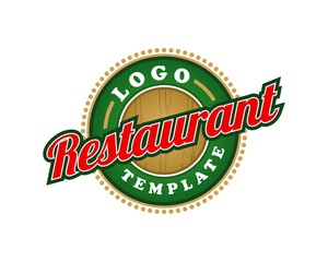 emblem logo template