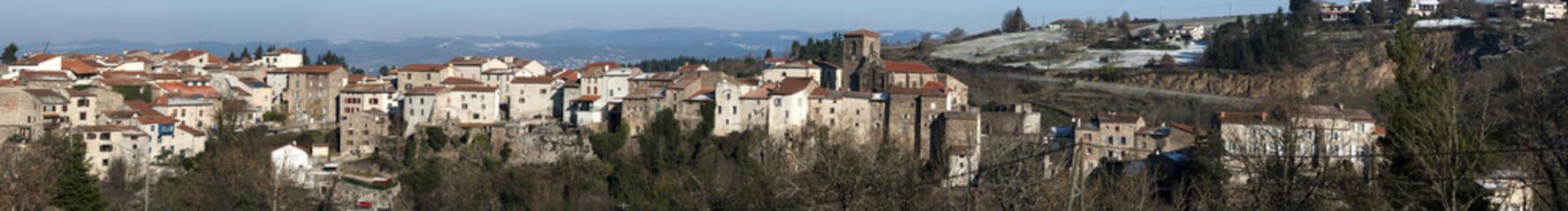 village d' Auvergne
