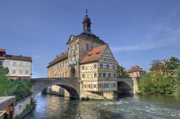 Bamberg City Hall, Germany
