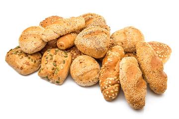 pane altoatesino in fondo bianco