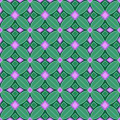 Seamless pattern damask arabesque elements texture background