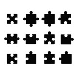 ikona skládačky