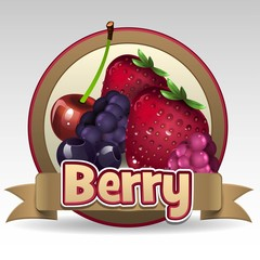 Berry label