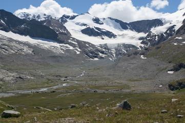 glacier des Evettes