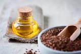 Gesunder Start - Leinöl und leinsamen