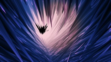 Abstract background in dark blue color