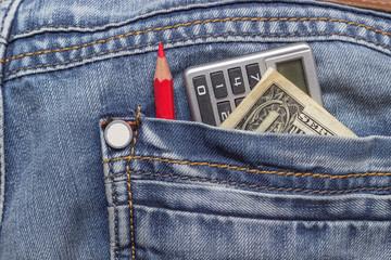 dollar jeans pencil