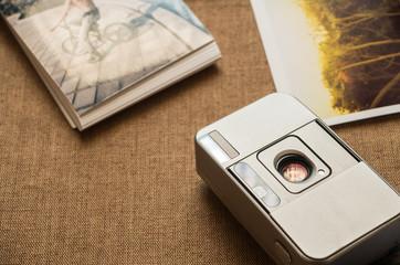 コンパクトカメラとプリント