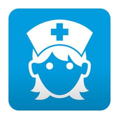 Etiqueta tipo app enfermera
