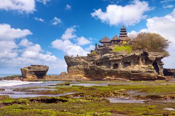 Pura Tanah Lot temple in Bali Island, Indonesia