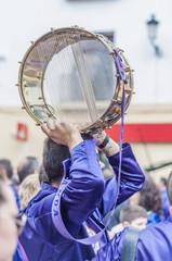 Tamborrada Drum Gathering at Calanda, Spain