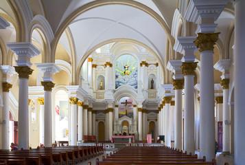 В католическом храме Бразилии