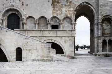 Trani, Cattedrale, Apulia, Italy