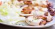 Leinwandbild Motiv Italian Calamari