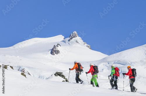 Hochtour mit Bergführer - 75487437