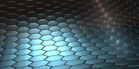 Dragon scale pattern background