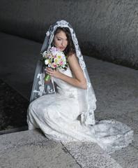 Sposa al calar della sera