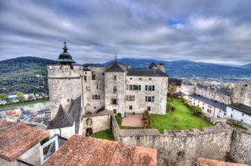 Fortress of Salzburg, Austria