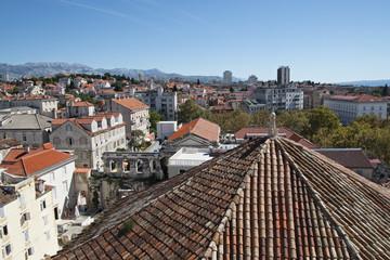 roof Split, Corvatia