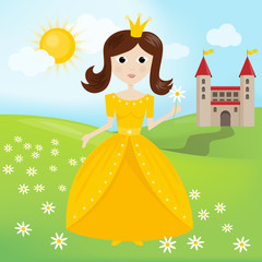 Princess of Sunny kingdom