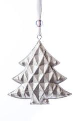 Silberner Tannennbaum