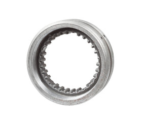 synchronizer clutch from the gearbox