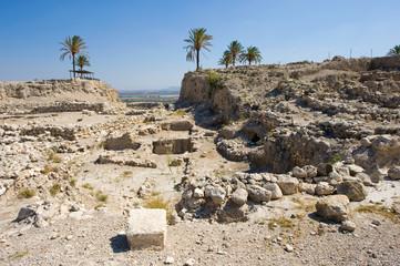 Tel Megiddo National park