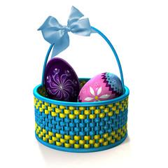 Easter basket.