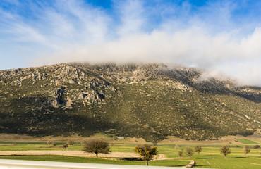 Taurus Mountain Landscape, Turkey