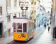 Lisbon funicular - 75513420