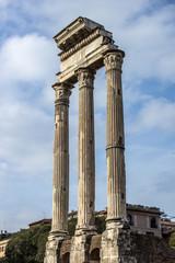 Tempio dei Dioscuri Foro Romano (Temple of Castor and Pollux)