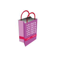 SACCHETTO PER SALDI SHOPPING BAG