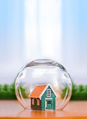 House protection under insurance