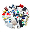 Bunch of electronic components - 75519643