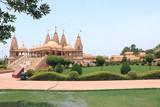 wonderful temple and shrine gujarat india poster