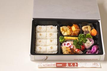 日本のお弁当・幕の内弁当