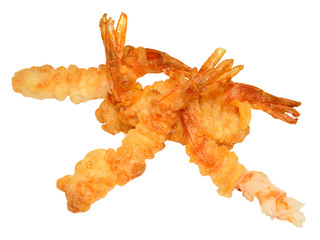 Tempura Battered Prawns