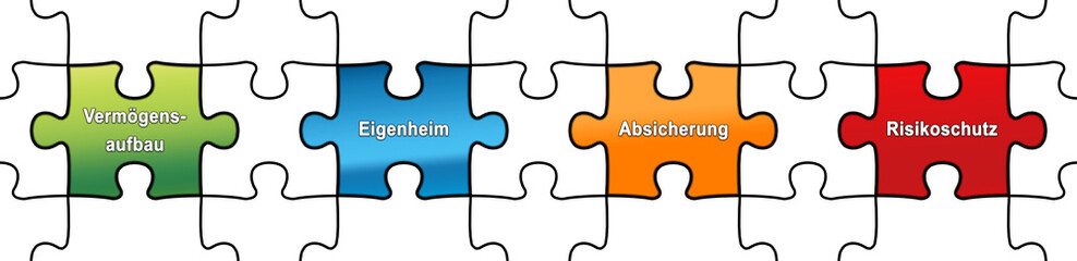 gpn18 GrafikPuzzleNahtlos gpn-v5 Versicherungen bunt 1 - g2933
