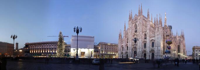 Piazza Duomo Milano Expo