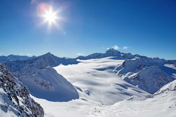 Gletscher Sölden