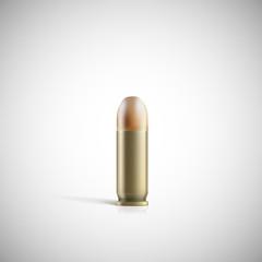Single bullet.